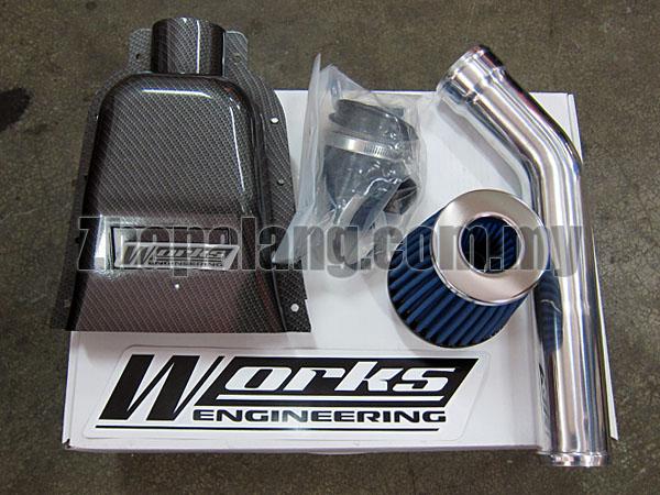 Simota Aero Form Intake System Proton Satria Neo