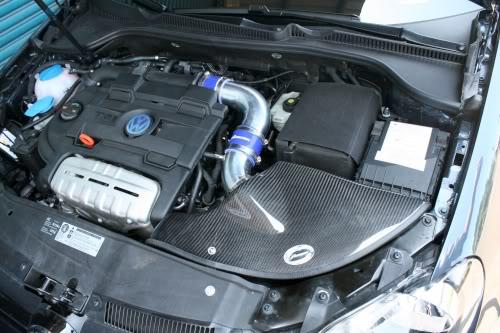 Simota Aero Form Intake System VW Golf VI 1.4 TSI/ 2.0 GTI/ Scirocco 1.4/2.0