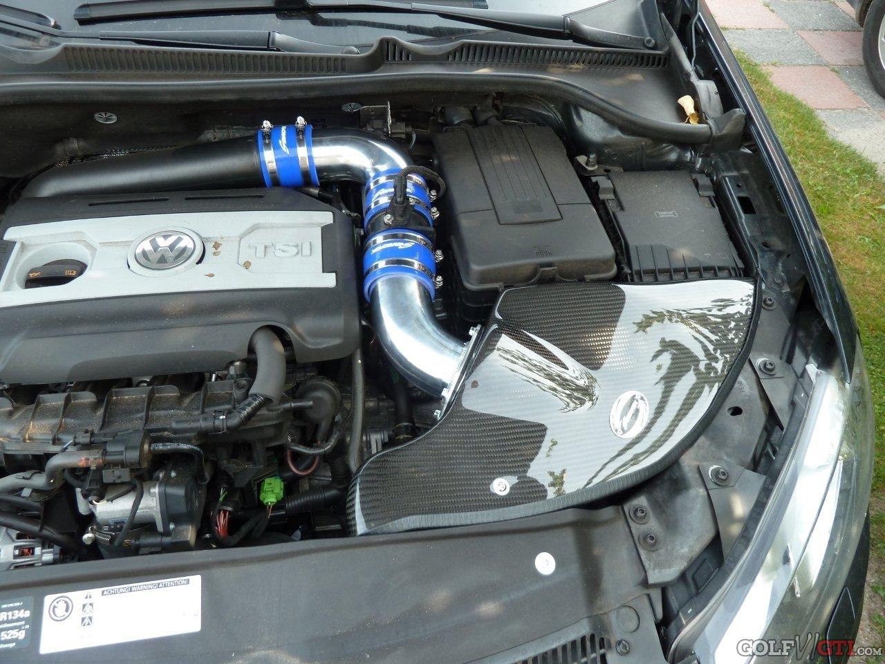 Simota Aero Form Intake System Volkswagen Golf V 2.0 GTI '10-'11