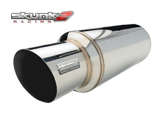 Skunk2 76mm MegaPower Universal Muffler