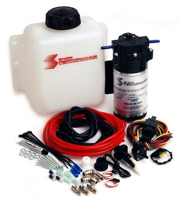 Snow Performance Water Injection System, Stage 1, Carburetor/EFI, Supercharger, Turbocharger, Kit