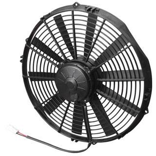 Revoluzion High Powered Fan 14 Inch 120 Watts (CFM 2,120) (Straight Blade) - Image 3