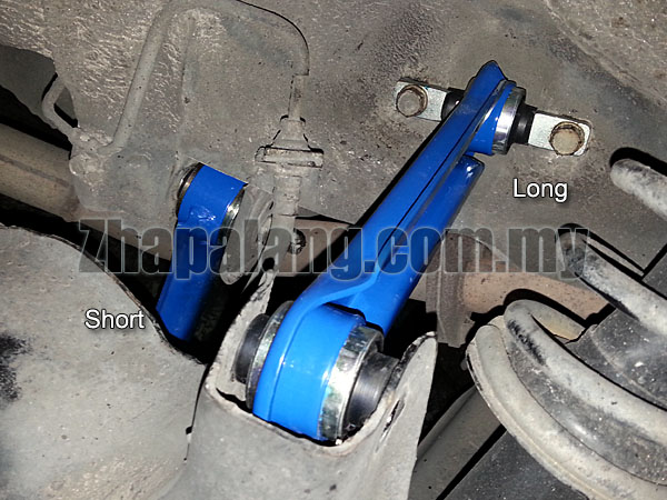 TE Rear Control Arm Link(Long) Proton Wira/Waja
