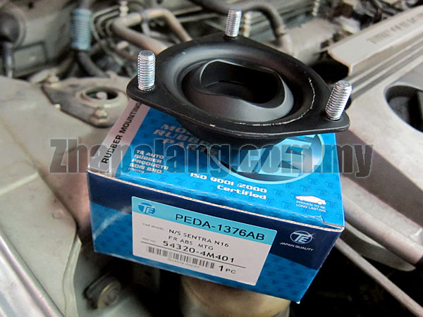TE Front Absorber Mounting for Nissan Sentra N16