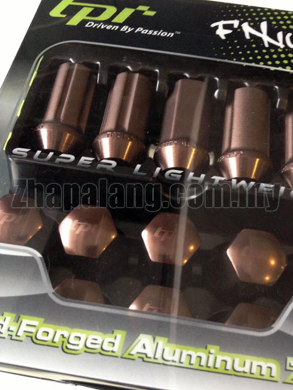TPI 45mmL FN NUTZ M12x1.5 Thread 60° Seat(Bronze)