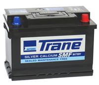 Trane Silver Calcium SMF Battery DIN75