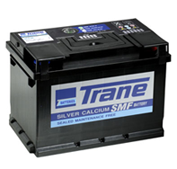 Trane Silver Calcium SMF Battery DIN100