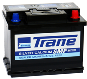 Trane Silver Calcium SMF Battery DIN60L EFB Mainly for Continental Cars