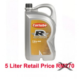 Carlube Triple R 10w60 Fully Synthetic 1L
