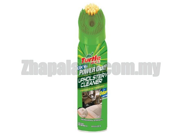 Turtle Wax T-246 Oxy Power Out!® Upholstery Cleaner 532ml