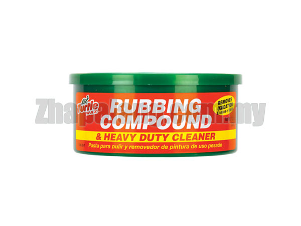 Turtle Wax T-230 Rubbing Compound & Heavy Duty Cleaner 298g