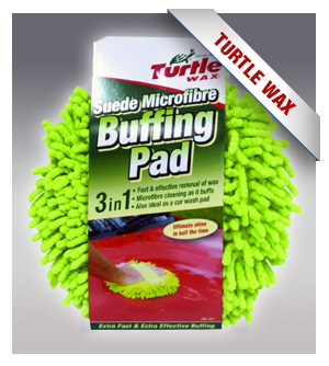 Turtle Wax T-127 Suede Microfiber Buffing Pad