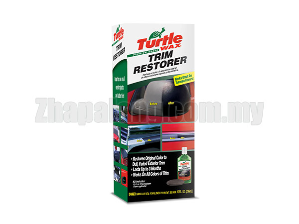 Turtle Wax T-125 Premium Grade Trim Restorer 296ml