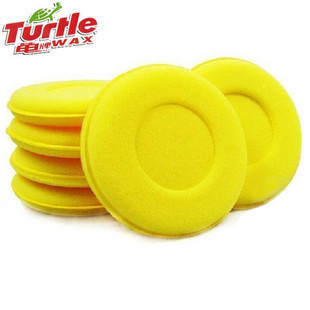 Turtle Wax T-9998 Yellow Sponge (Single Pack)