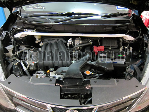 Nissan Livina X-Gear 1.6 Front Strut Bar 2 Points