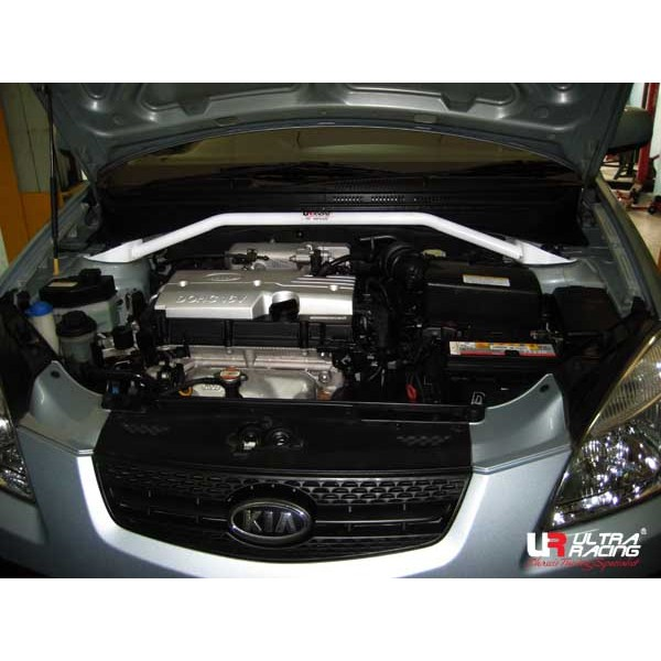 Hyundai Accent (2008) Front Strut Bar / Front Tower Bar 2pt