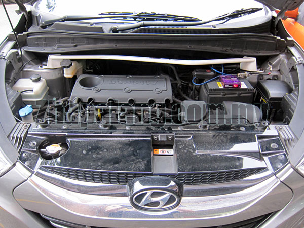 Hyundai Tucson IX-35 (2WD) 2.0 (2010) Front Strut Bar / Front Tower Bar 2pt