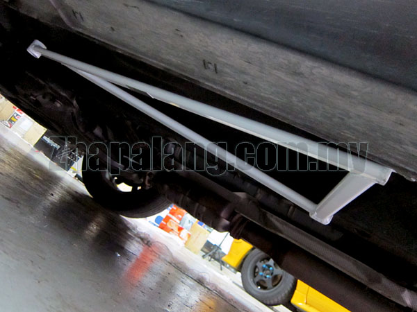 Hyundai Tucson IX-35 (2WD) 2.0 (2010) Front Lower Bar / Front Member Brace 6pt