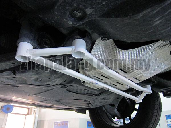 Mazda Front Lower Bar / Front Member Brace 4pt