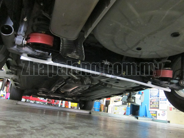 Nissan Livina X-Gear 1.6 Rear Anti Roll Bar 18mm