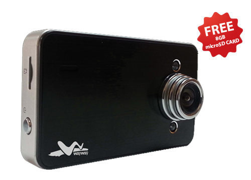 WayWay V270 Multi-funtion Driving Video Recorder