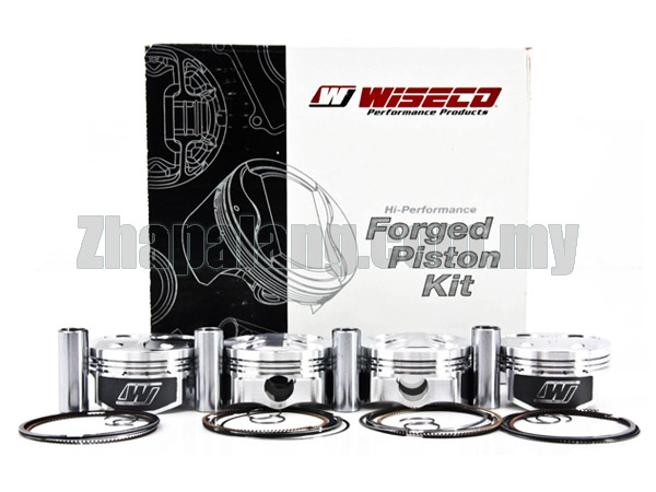 Wiseco Forged Pistons for Honda B20B Turbo