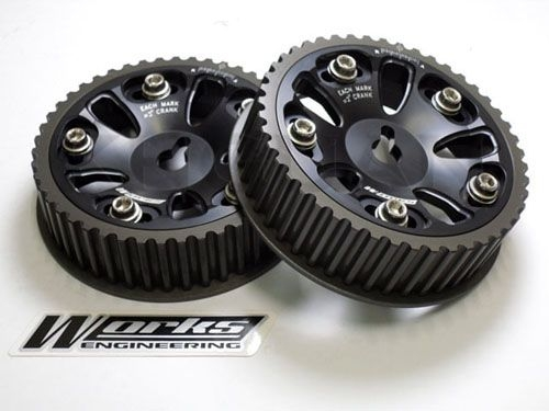 Honda D Series SOHC Adjustable Cam Gear - Come with Key