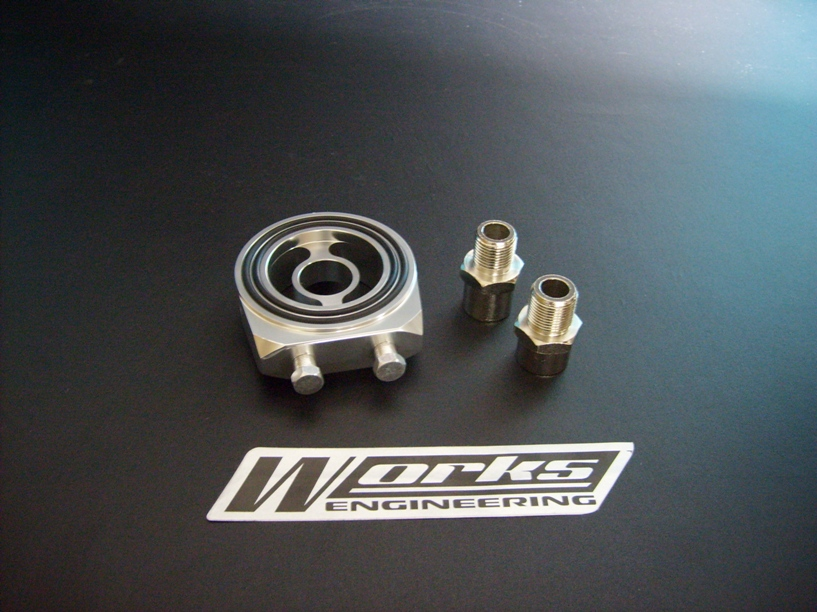 Works-Engineering Engine Oil Sensor Attachment Kit