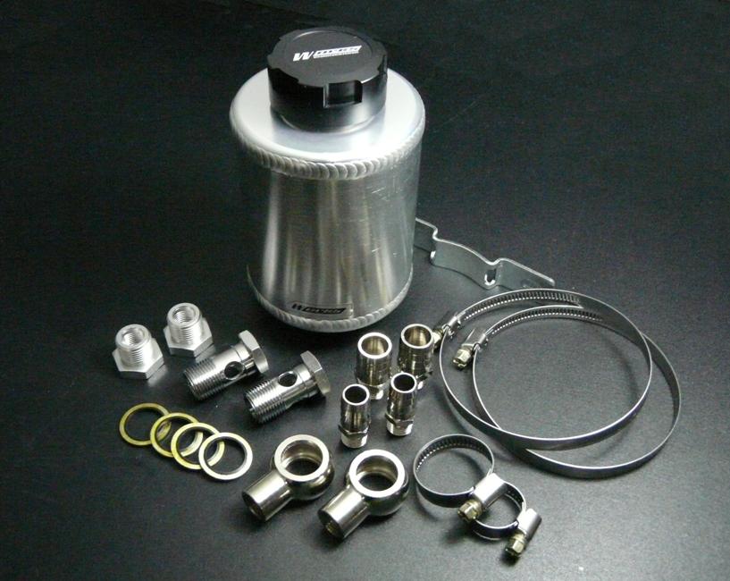 Works-Engineering Racing Power Steering Tank