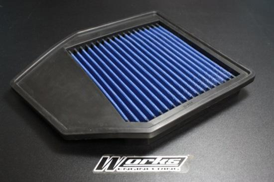 Works Engineering Replacement Filter Honda Accord SEA/CP 2.4 '08-'12
