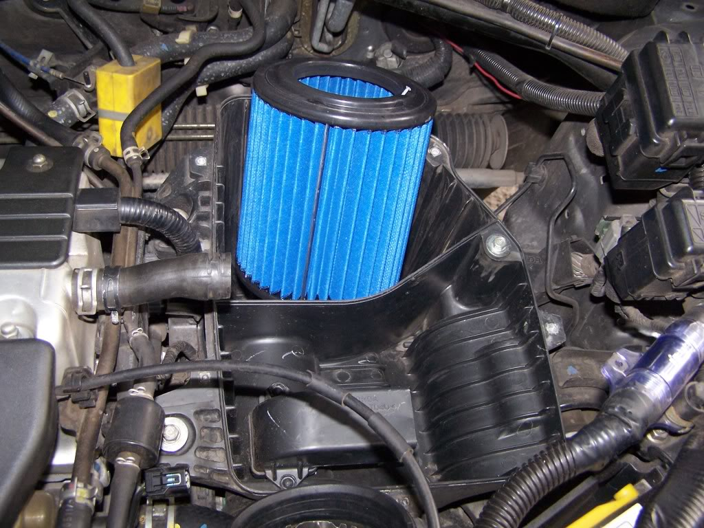Works Engineering Replacement Filter Honda CRV 2.0/2.4 '02-06/ Stream 2.0 '01-05/ Integra 2.0 Type R '01-05(Round Type)