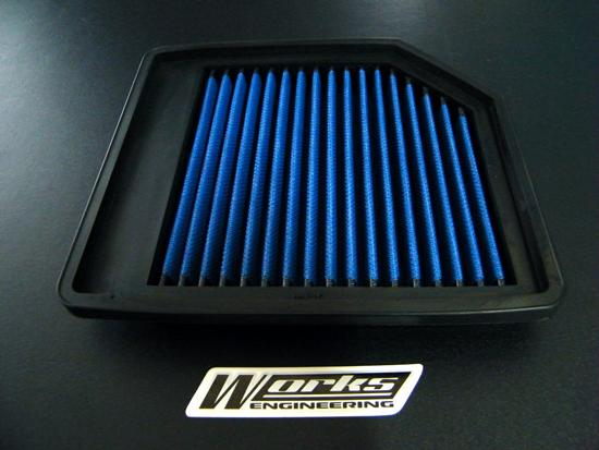 WWorks Engineering Replacement Filter Honda Civic FD 1.8-06/Stream