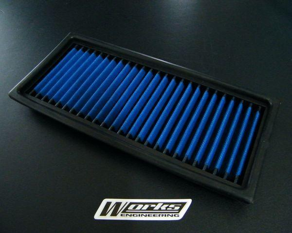 Works Engineering Replacement Filter Proton Gen2 1.3/1.6, Satria Neo & Neo CPS/Waja CPS