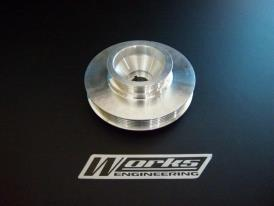 Works Honda Civic 1.7 SOHC Crank Pulley