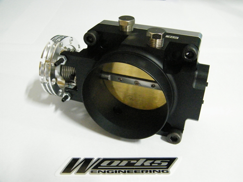 Mitsubishi EVO 4,5,6,7 & 8 - 70mm Throttle Body
