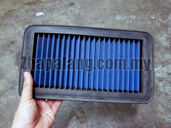 [Sold]Works Engineering(Simota) Drop In Sport Air Filter Perodua Myvi/Viva 1.0