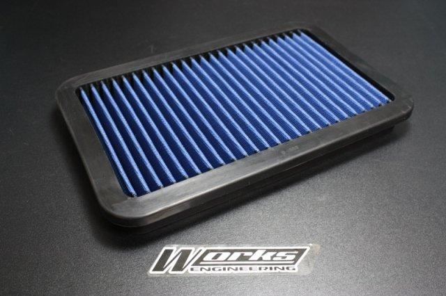 Works Engineering Replacement Filter Toyota Avanza 1.3/1.5 & Celica GT 1.8 '00-'05