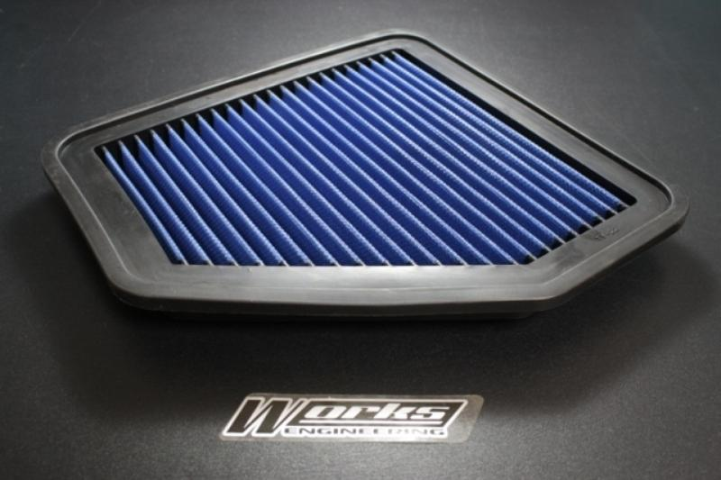 Works Engineering Replacement Filter Toyota Camry 3.5 V6 '07-'10 & Rav 4 2.0/ 2.4/ 3.5 '06-'10