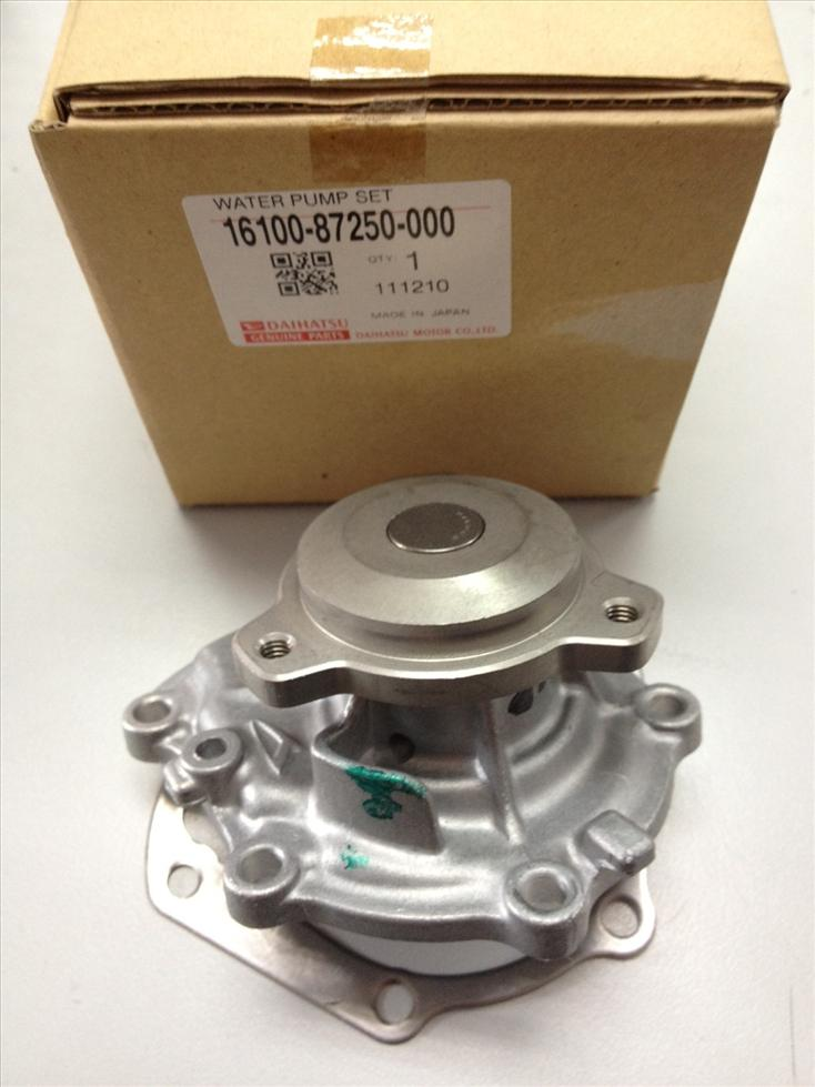Daihatsu Mira / Move L5 L502 L602 JBEL JBJL Water Pump - 16100-87250