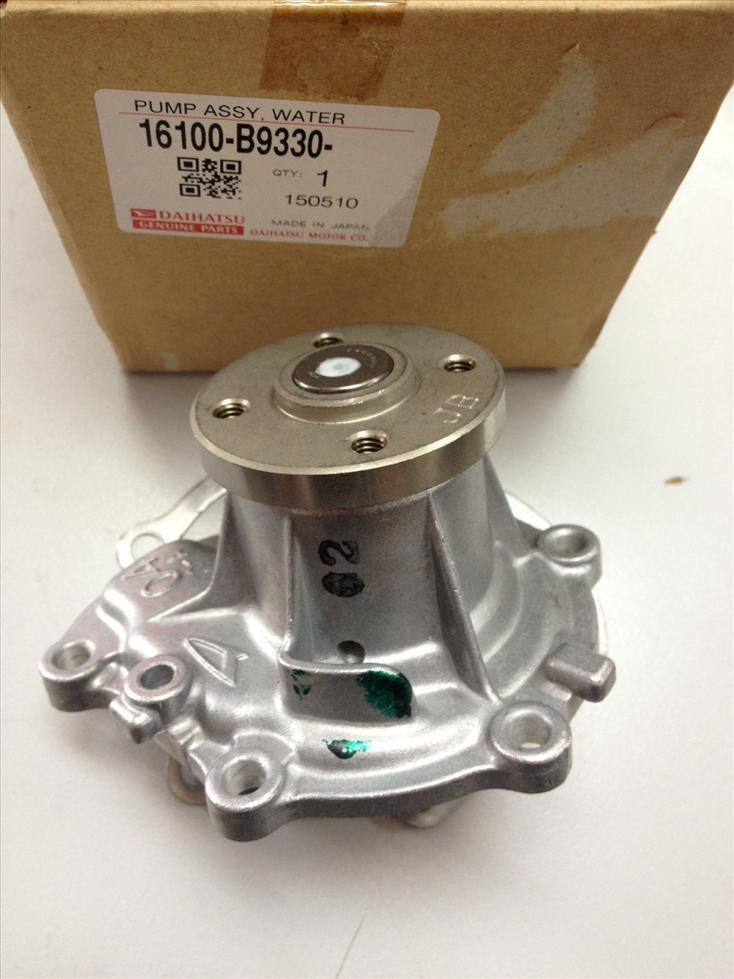 Daihatsu Move / Max / Opti L802 L880 L902 JBDE JBDET Water Pump 16100-B9330