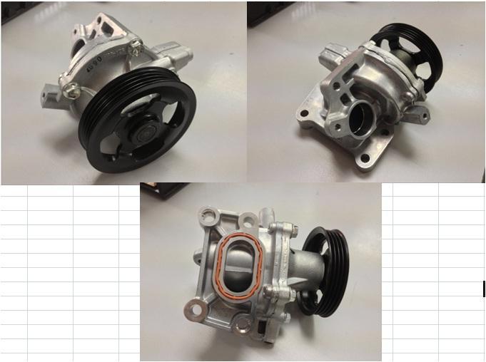 Original Suzuki DA62 DA63 Water Pump 17400-65817 Water Pump Assy