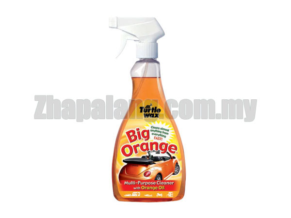 Turtle Wax T-439R Big Orange Cleaner Degreaser 768gm