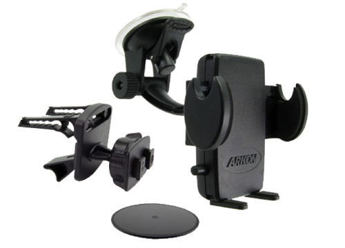 Arkon Windshield/ Dashboard/ Air Vent Mount SM410
