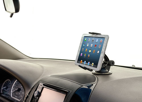 Arkon Slim-Grip Suction Windshield or Dash Car Mount SM614 - Image 4