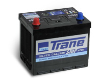 Trane Silver Calcium SMF Battery 85D23L (Serviceable) Mainly for MPV