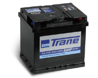 Trane Silver Calcium SMF Battery DIN55
