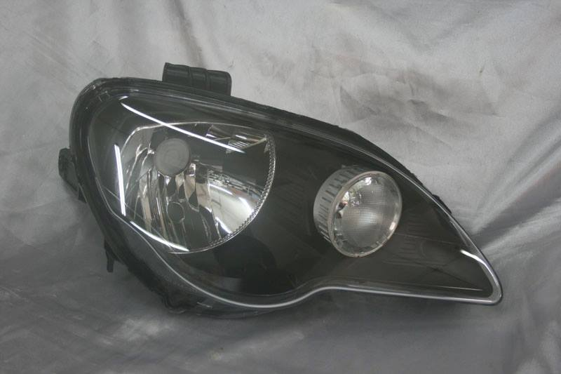 PROTON GEN2 / PERSONA 05  BLACK FACE CRYSTAL HEADLAMP